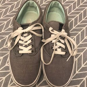 EUC grey vans